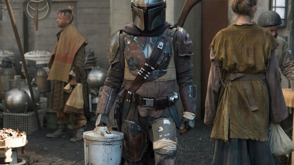 Disney - Les Making Of - Star Wars The Mandalorian Disney29