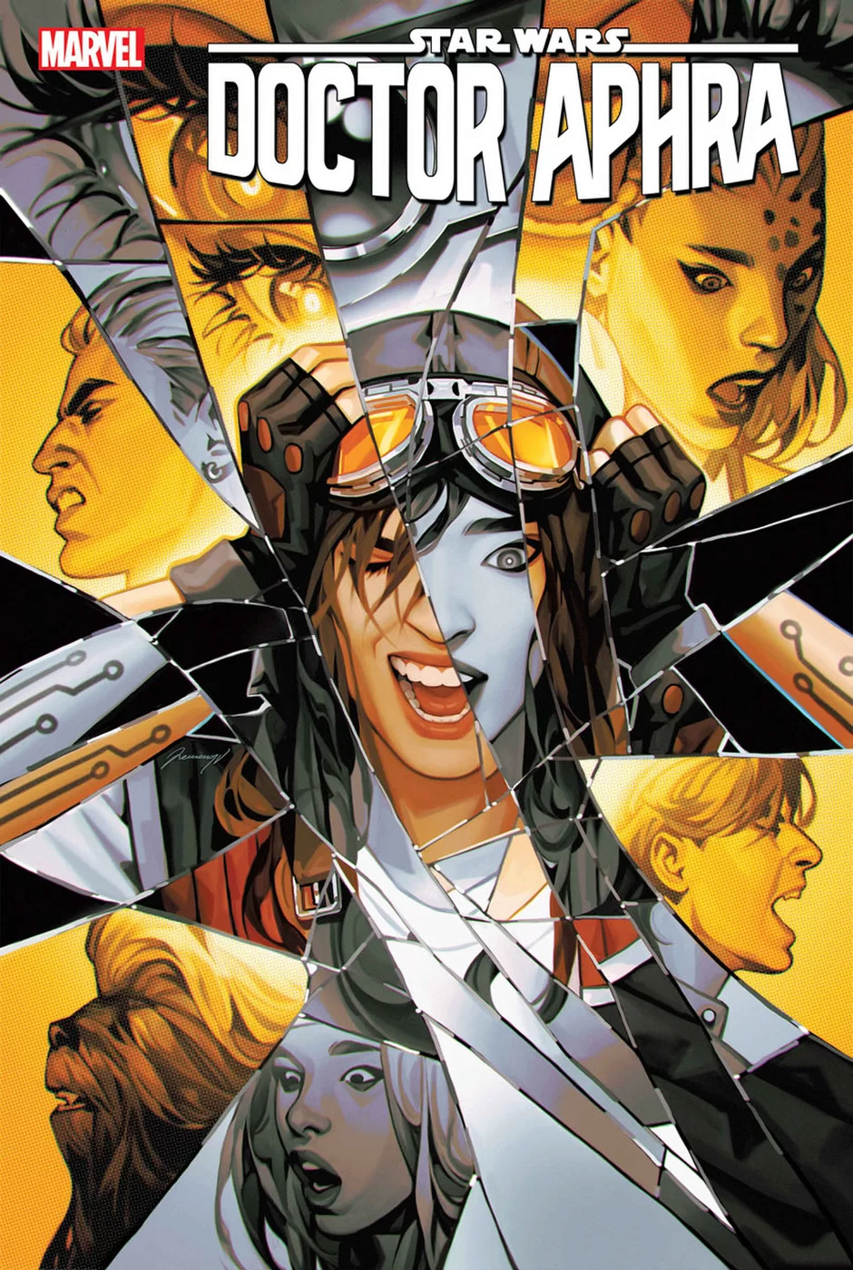 Star Wars Doctor Aphra 2020 - Marvel  Doc_ap12