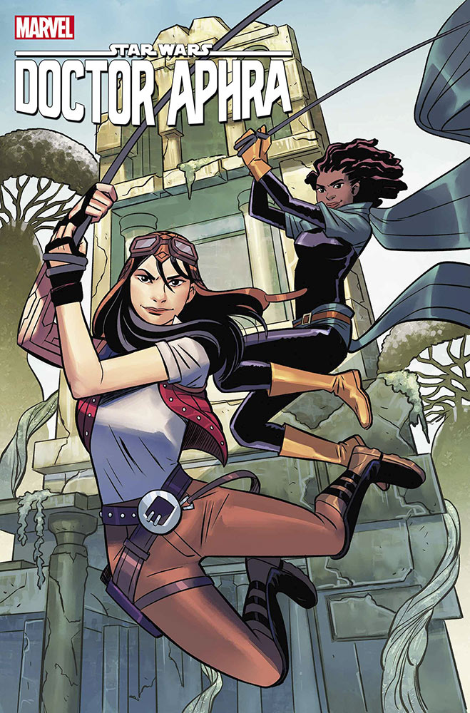Star Wars Doctor Aphra 2020 - Marvel  Doc_ap19