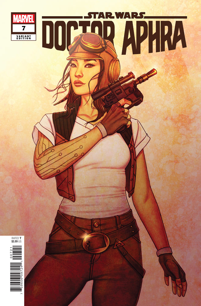 Star Wars Doctor Aphra 2020 - Marvel  Doc_ap20