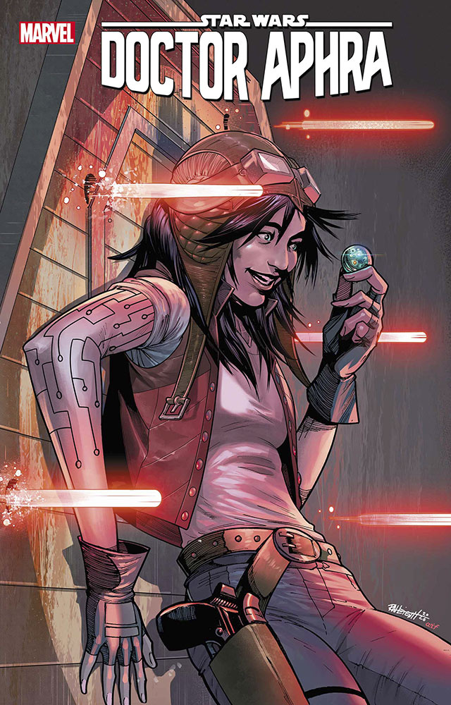 Star Wars Doctor Aphra 2020 - Marvel  Doc_ap25