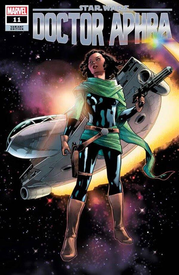 Star Wars Doctor Aphra 2020 - Marvel  Doc_ap26