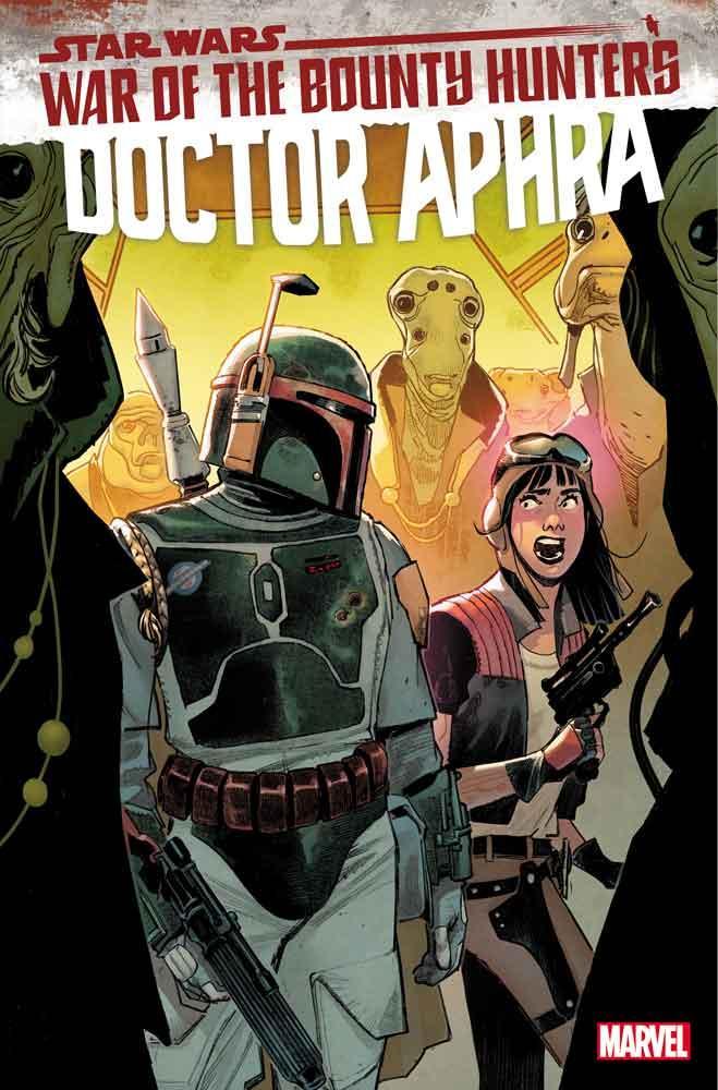 Star Wars Doctor Aphra 2020 - Marvel  Doc_ap27