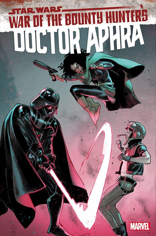 Star Wars Doctor Aphra 2020 - Marvel  Doc_ap29