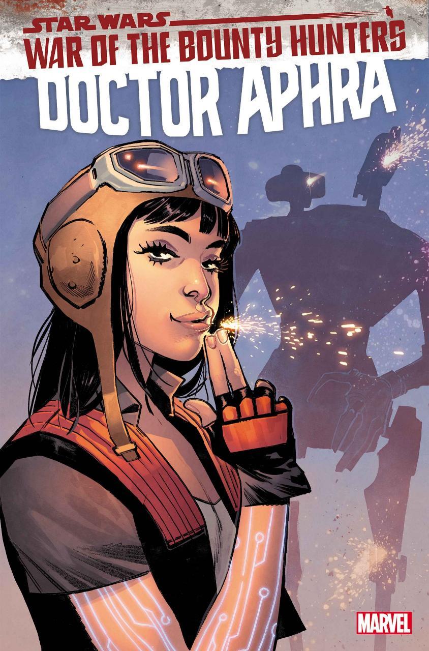 Star Wars Doctor Aphra 2020 - Marvel  Doc_ap33