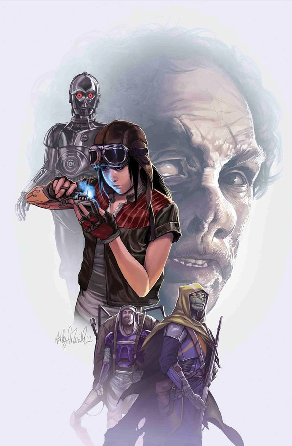 Marvel Star Wars Doctor Aphra - Page 2 Doctor16