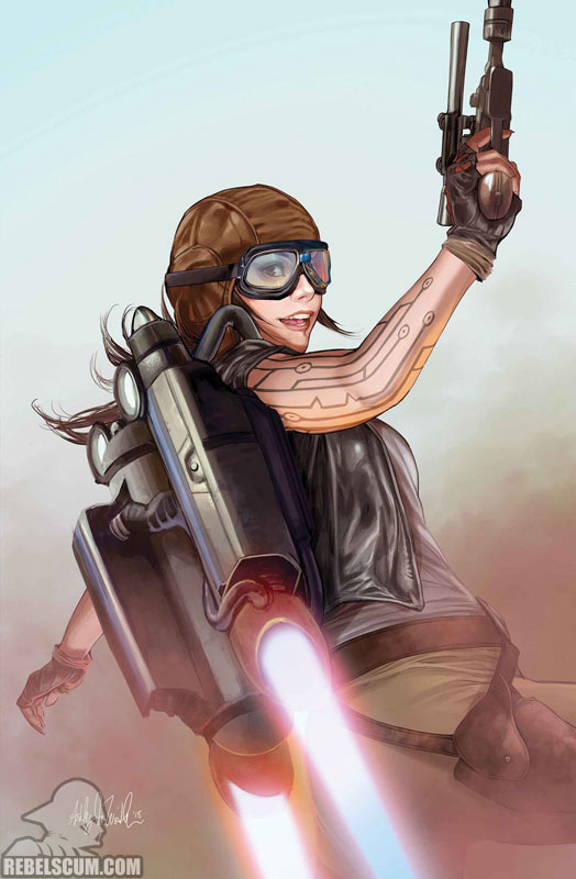 Marvel Star Wars Doctor Aphra - Page 2 Doctor17