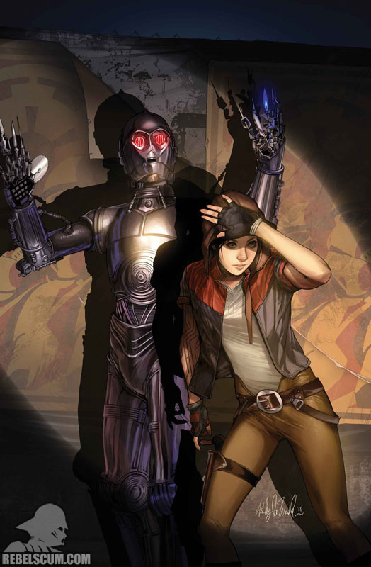 Marvel Star Wars Doctor Aphra - Page 2 Doctor18