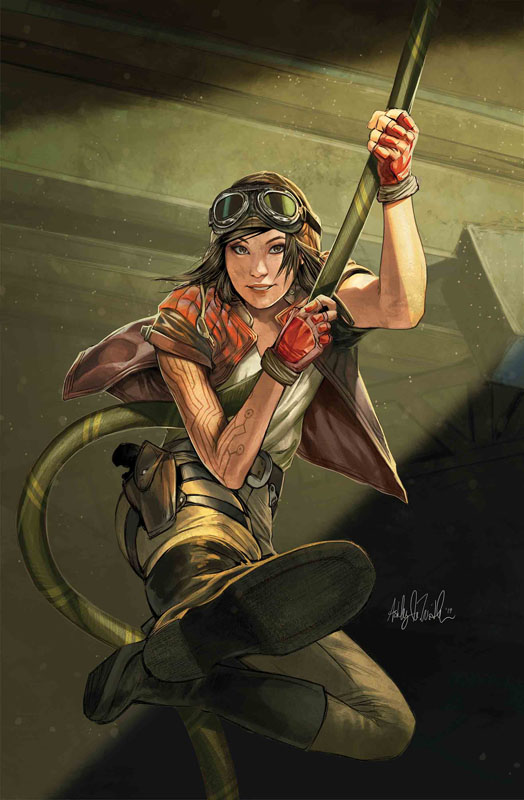 Marvel Star Wars Doctor Aphra - Page 2 Doctor21