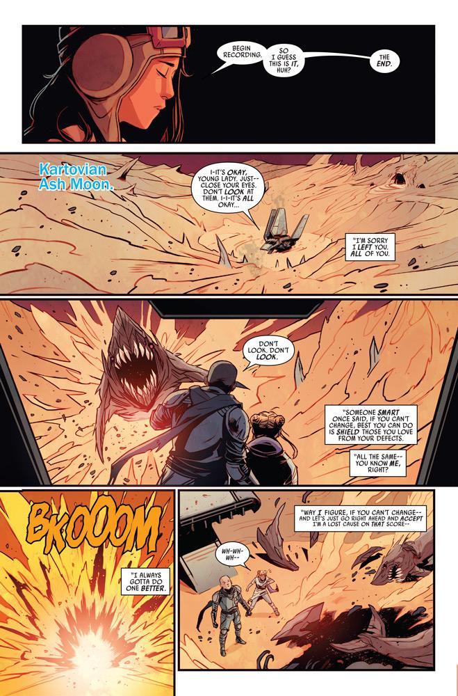 Marvel Star Wars Doctor Aphra - Page 3 Doctor28