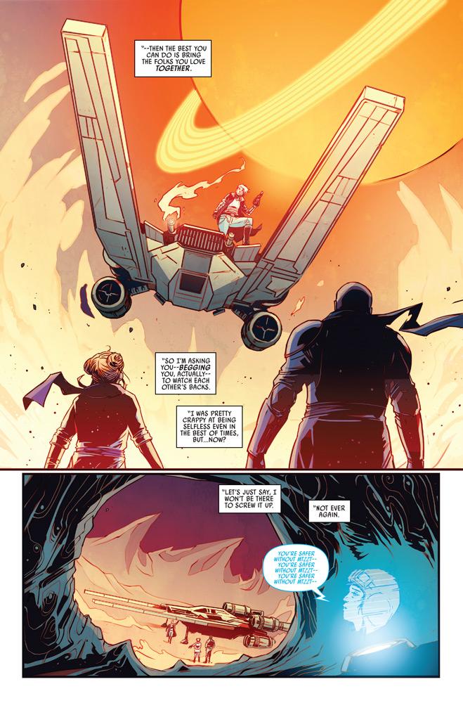 Marvel Star Wars Doctor Aphra - Page 3 Doctor29
