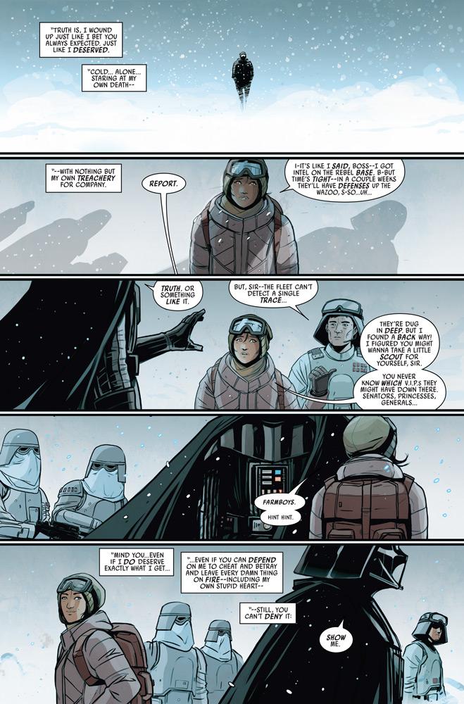 Marvel Star Wars Doctor Aphra - Page 3 Doctor30