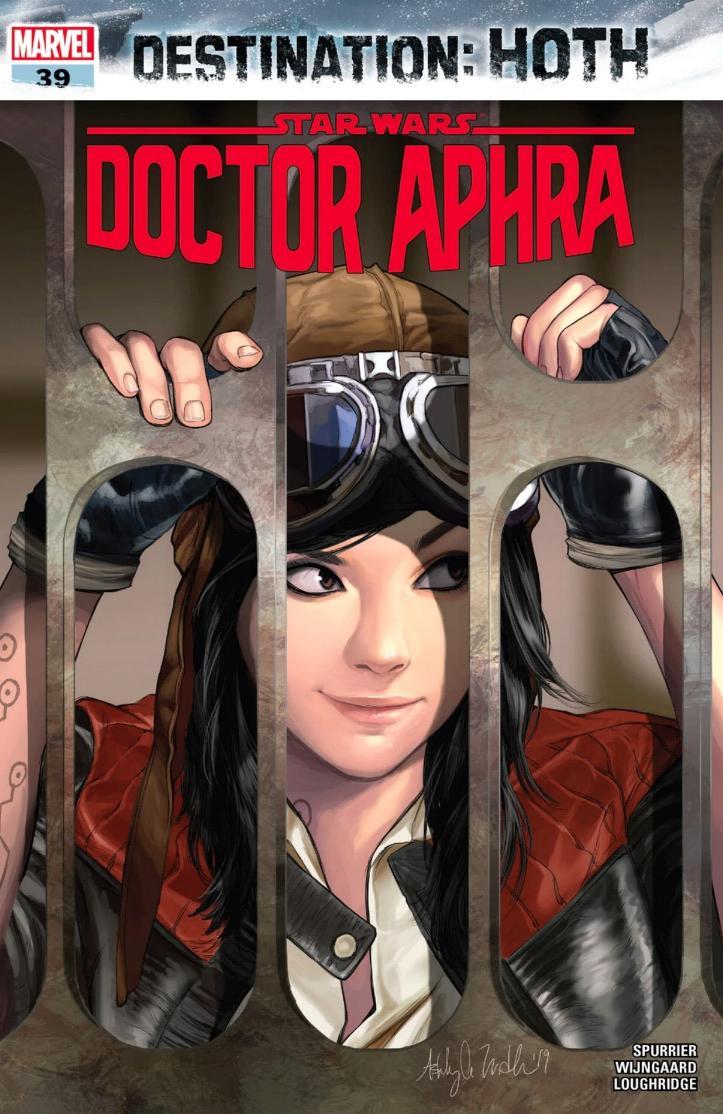 Marvel Star Wars Doctor Aphra - Page 3 Doctor34