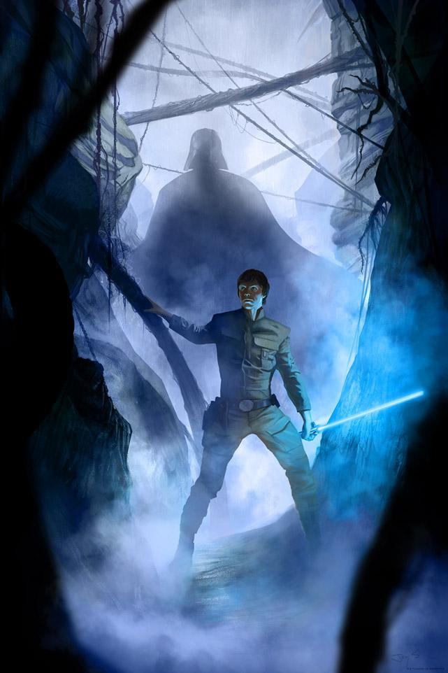 Domain of Evil - Artwork Star Wars - ACME Archives Domain10