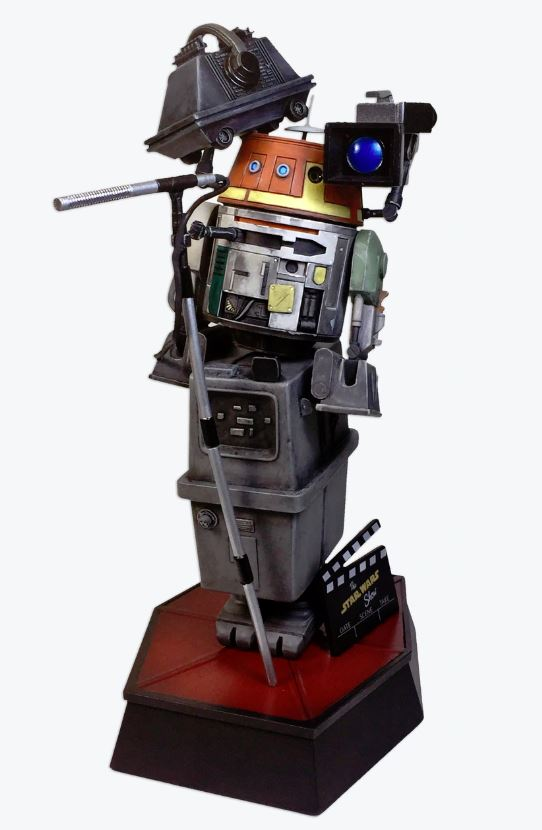 Gentle Giant - The Star Wars Show Commemorative Statuette Droid_10