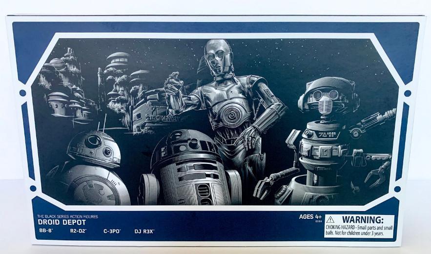 Les produits dérivés Star Wars Galaxy's Edge  Droid_12