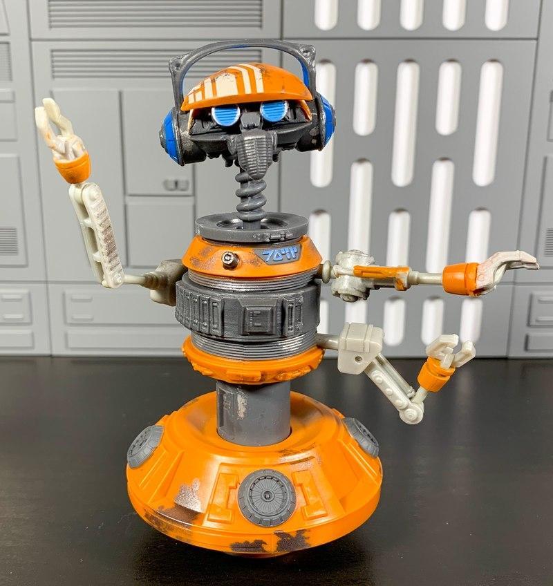 Les produits dérivés Star Wars Galaxy's Edge  Droid_18