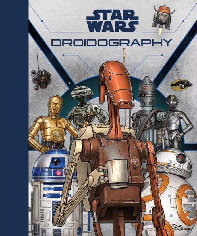 STAR WARS: DROIDOGRAPHY Droido11