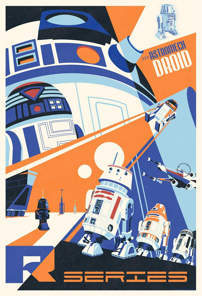 Droids You Can Count On - ACME Archives / Dark Ink Droids10