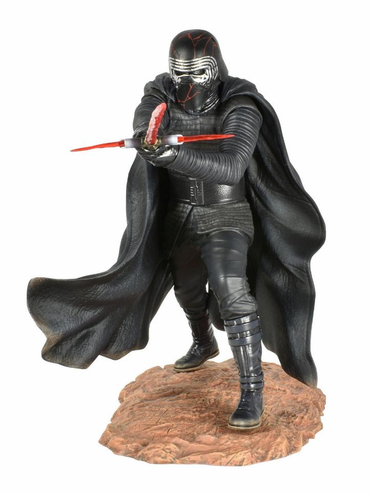 Kylo Ren Rise of Skywalker Premier Collection 1:7 Statue DST Dst-ky10