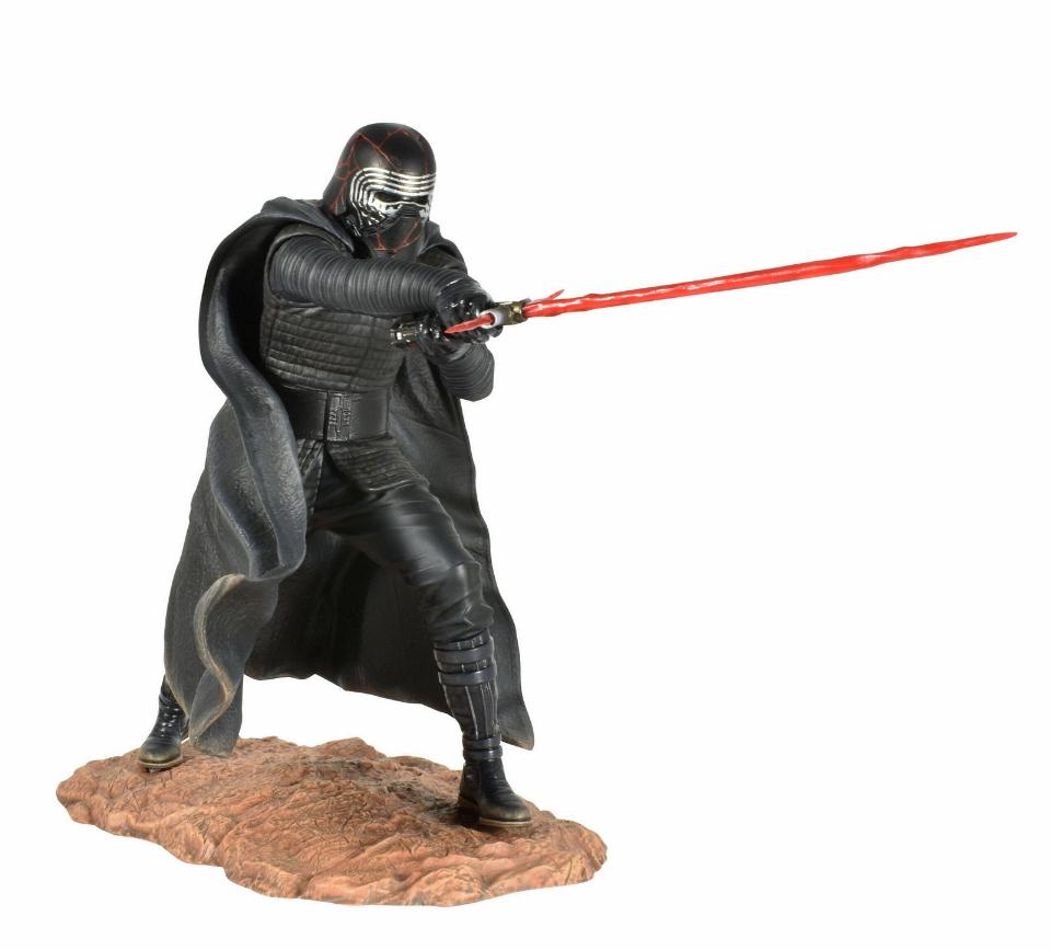 Kylo Ren Rise of Skywalker Premier Collection 1:7 Statue DST Dst-ky11