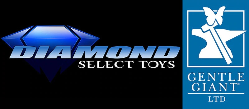 Diamond Select Toys se paie Gentle Giant Dstggl10