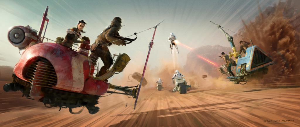 9 - DVD BR et BR 4K de Star Wars The Rise Of Skywalker Dvd_cu12