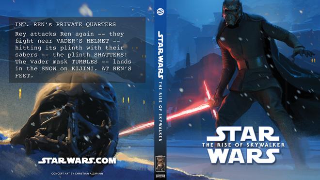 9 - DVD BR et BR 4K de Star Wars The Rise Of Skywalker Dvd_cu14