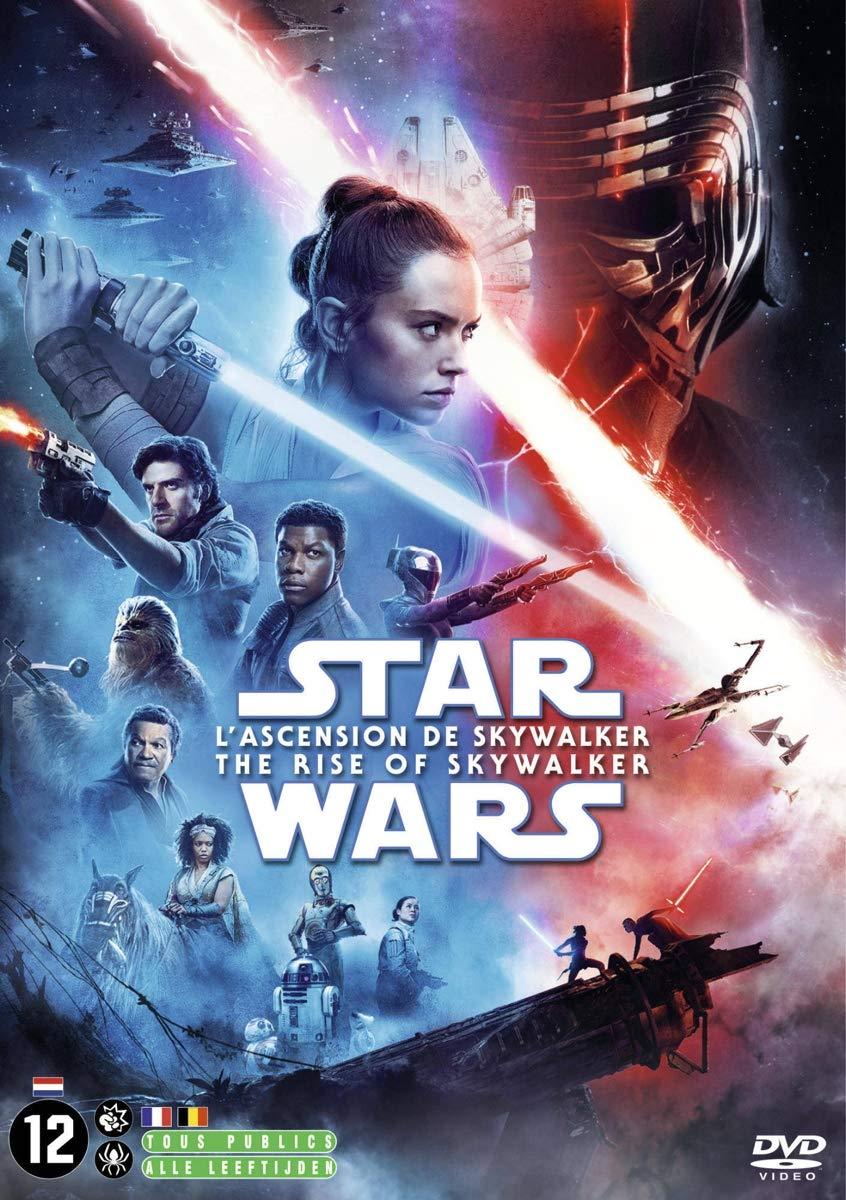 9 - DVD BR et BR 4K de Star Wars The Rise Of Skywalker Dvd_fr10