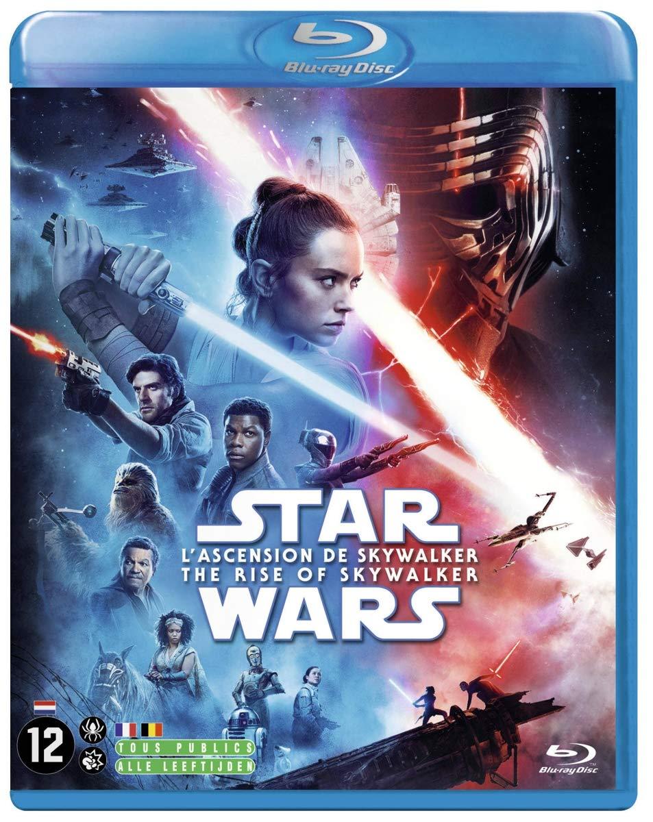 9 - DVD BR et BR 4K de Star Wars The Rise Of Skywalker Dvd_fr11