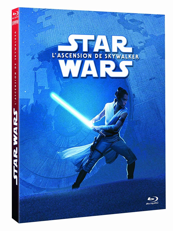 9 - DVD BR et BR 4K de Star Wars The Rise Of Skywalker Dvd_fr12