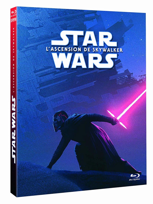 9 - DVD BR et BR 4K de Star Wars The Rise Of Skywalker Dvd_fr13