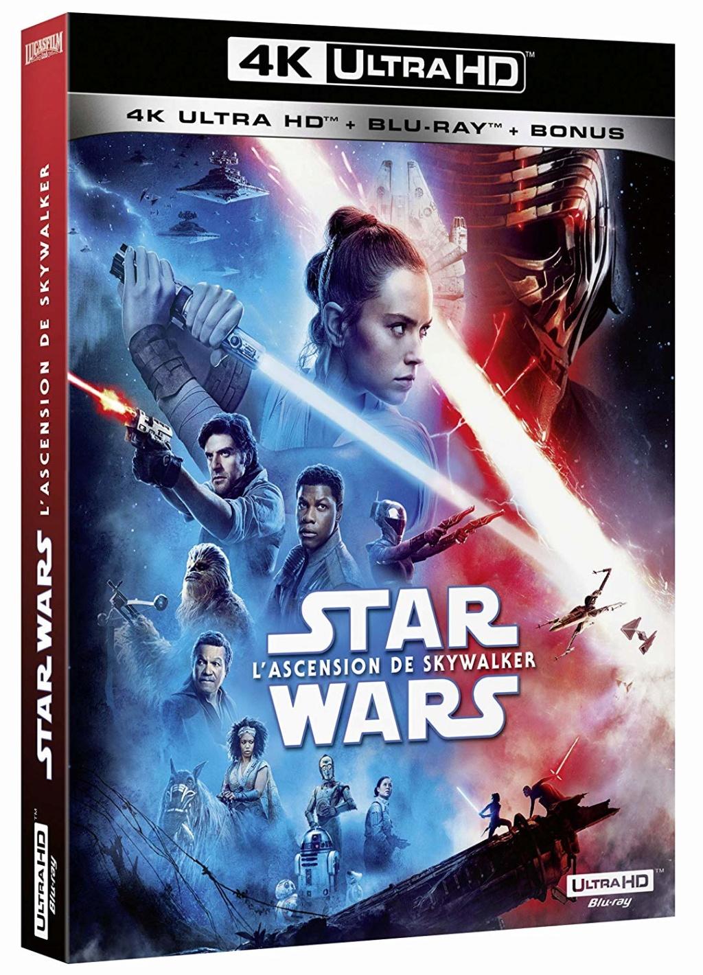 9 - DVD BR et BR 4K de Star Wars The Rise Of Skywalker Dvd_fr14