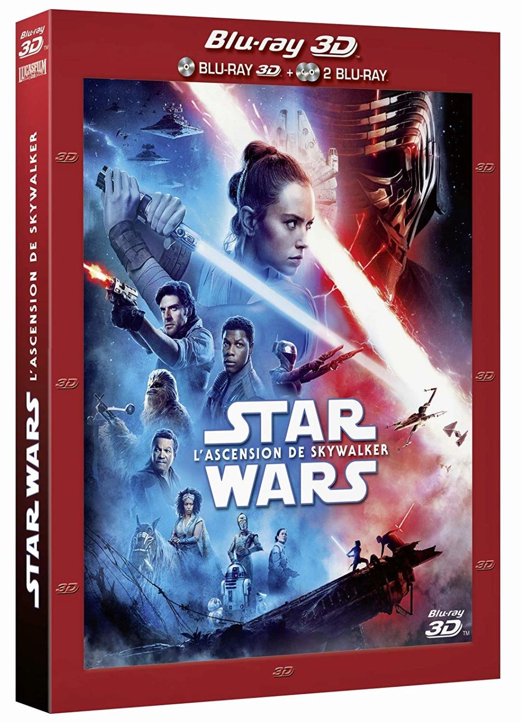 9 - DVD BR et BR 4K de Star Wars The Rise Of Skywalker Dvd_fr15