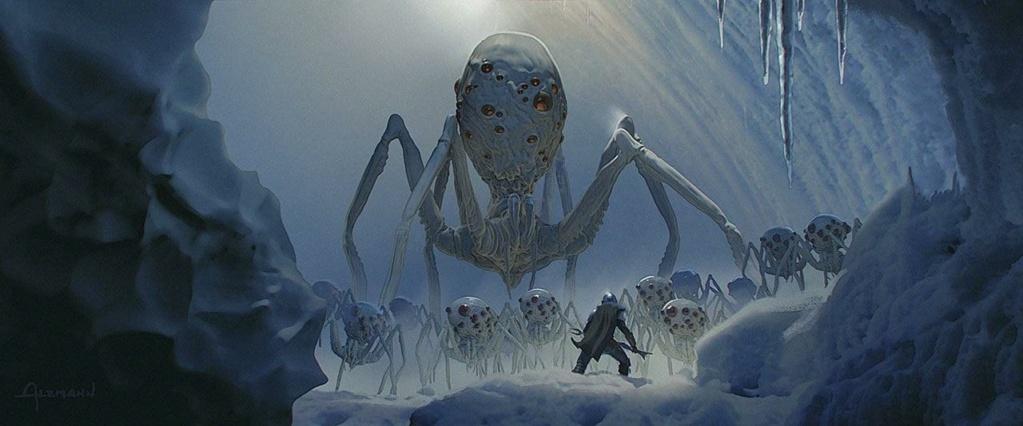 Star Wars The Mandalorian - Les Concepts Art de la saison 2 E02_0110