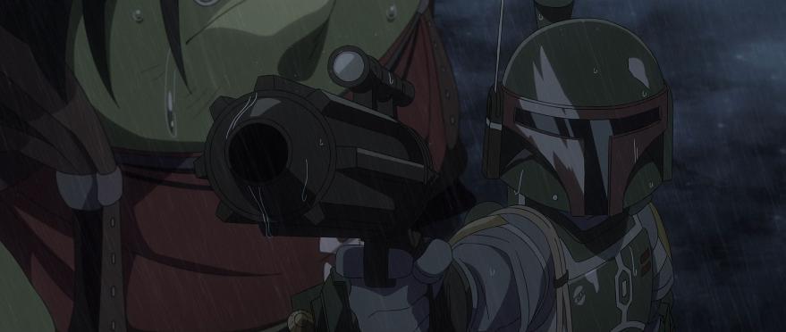 STAR WARS VISIONS - SAISON 1 - Le Guide des épisodes E02_0211