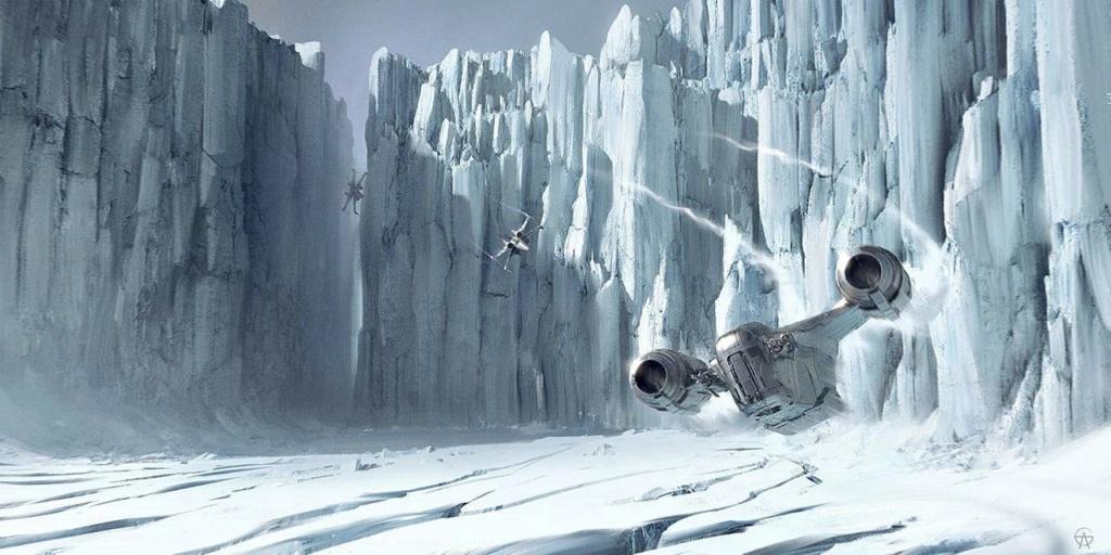 Star Wars The Mandalorian - Les Concepts Art de la saison 2 E02_0610