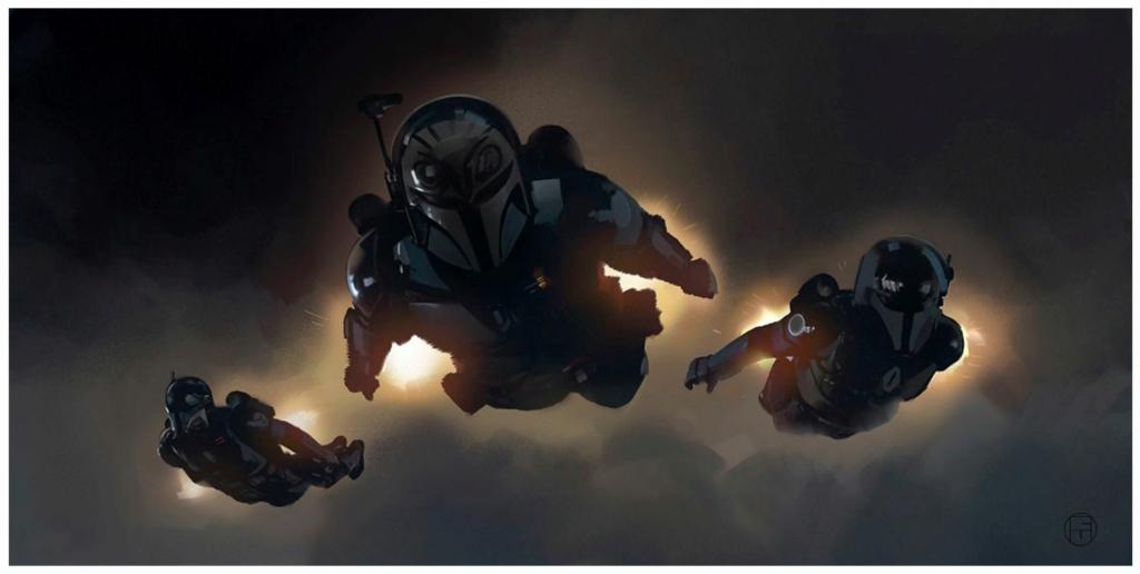 Star Wars The Mandalorian - Les Concepts Art de la saison 2 E03_0210