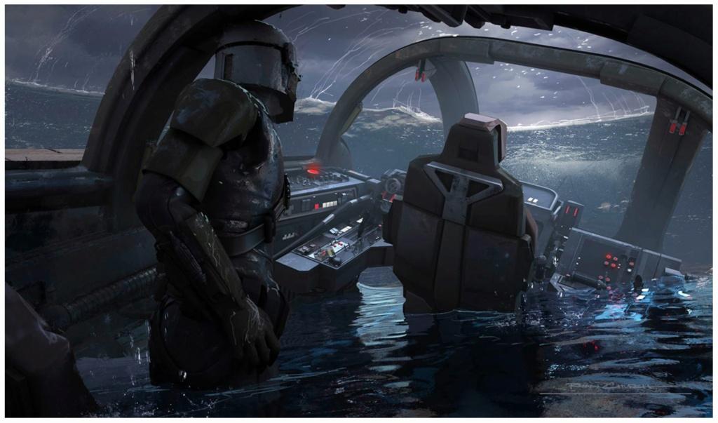 Star Wars The Mandalorian - Les Concepts Art de la saison 2 E03_0310