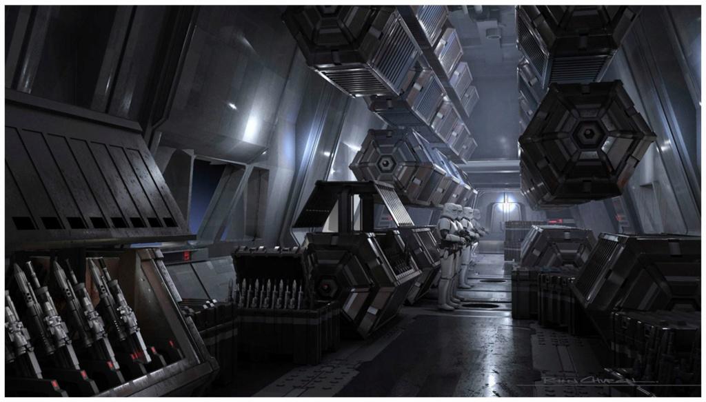 Star Wars The Mandalorian - Les Concepts Art de la saison 2 E03_0610