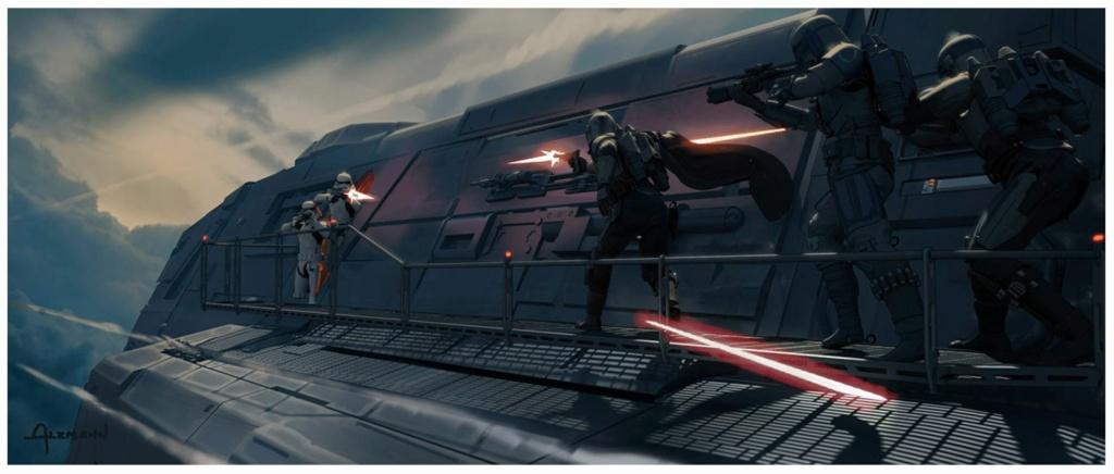 Star Wars The Mandalorian - Les Concepts Art de la saison 2 E03_1010