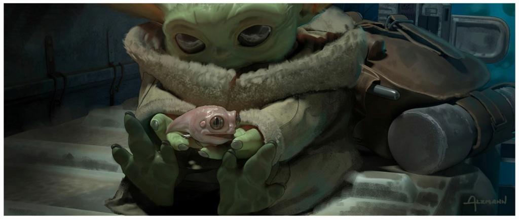 Star Wars The Mandalorian - Les Concepts Art de la saison 2 E03_1110