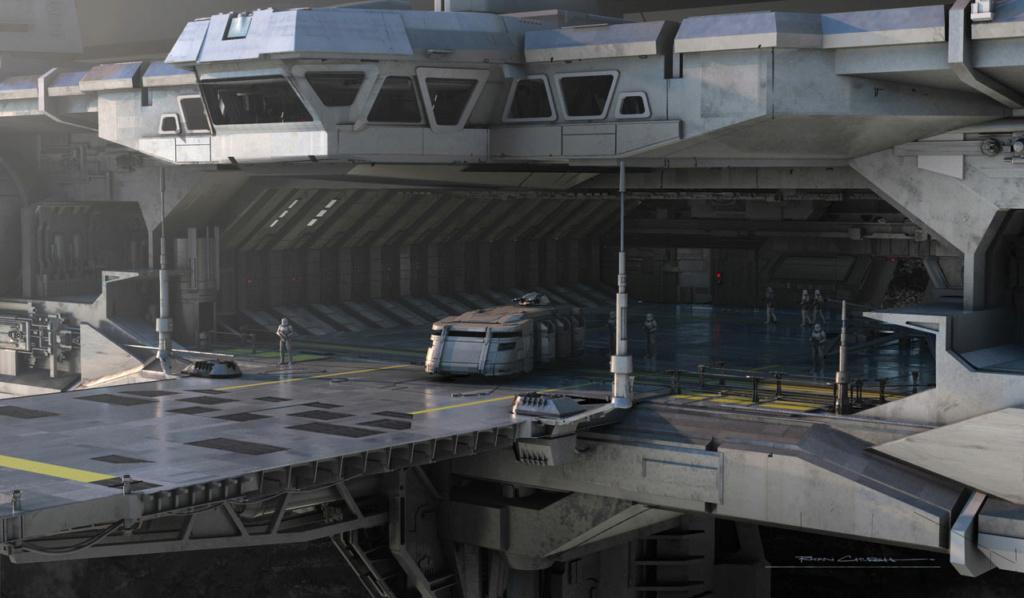 Star Wars The Mandalorian - Les Concepts Art de la saison 2 E04_0110