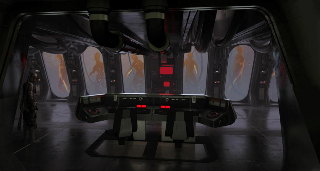 Star Wars The Mandalorian - Les Concepts Art de la saison 2 E04_0310