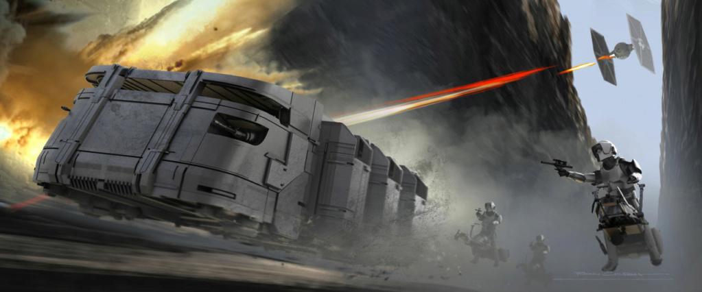 Star Wars The Mandalorian - Les Concepts Art de la saison 2 E04_0410