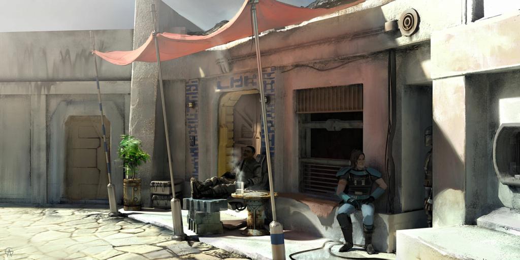 Star Wars The Mandalorian - Les Concepts Art de la saison 2 E04_0610