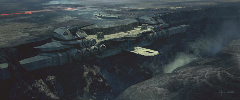 Star Wars The Mandalorian - Les Concepts Art de la saison 2 E04_0810