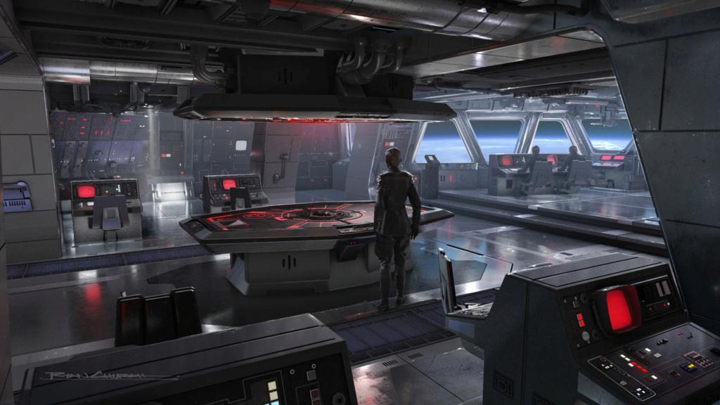 Star Wars The Mandalorian - Les Concepts Art de la saison 2 E04_1010
