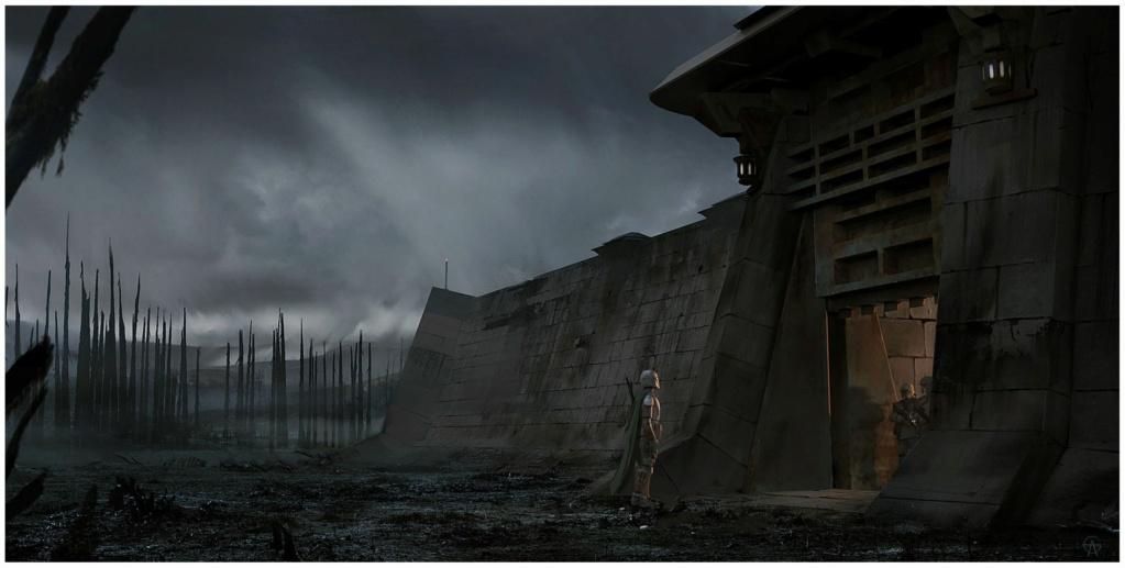 Star Wars The Mandalorian - Les Concepts Art de la saison 2 E05_0210