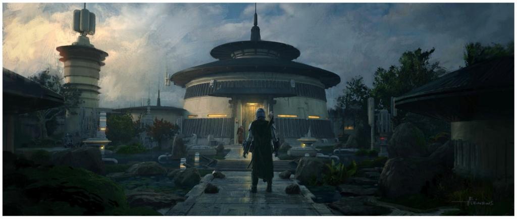 Star Wars The Mandalorian - Les Concepts Art de la saison 2 E05_0310